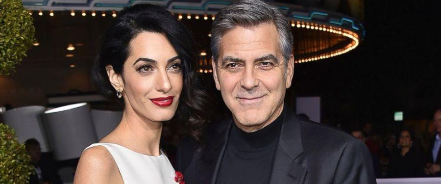 Fondacioni i Clooney  hap shkolla për refugjatët e vegjël sirianë