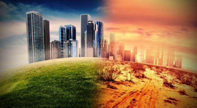 Dossier  Ndryshimet klimatike  Për 80 vite shumë qytete do të përmbyten
