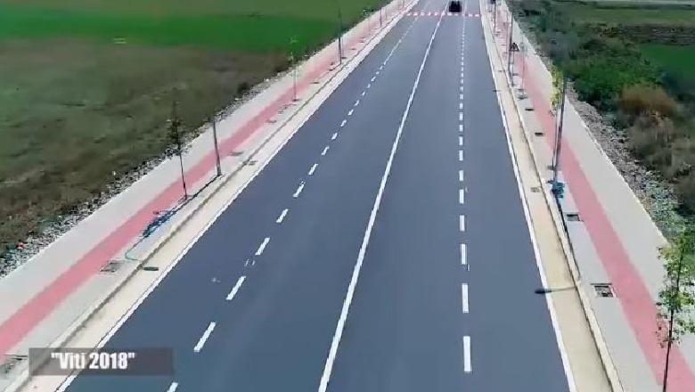 Publikohen pamjet e rrugës Korçë Ersekë  ja kur përfundon projekti