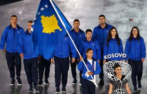 Madridi lejon atletët kosovarë të përdorin flamurin dhe himnin