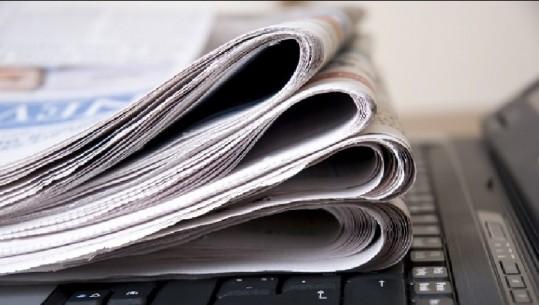 Faqet e para të gazetave  18 janar 2019