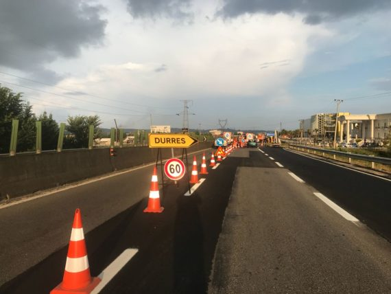 Përfundojnë punimet  hapet plotësisht autostrada Tiranë Durrës