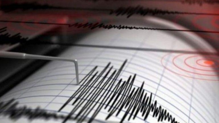 Tërmet i fuqishëm në detin Jon