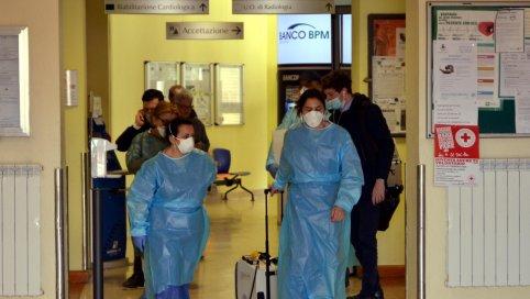 Italia goditet rëndë nga Koronavirus: 50 mijë të izoluar në Veri, 16 raste të konfirmuara