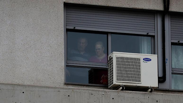 Tronditëse në Spanjë  37  e vdekjeve nga koronavirusi kanë ndodhur në azile