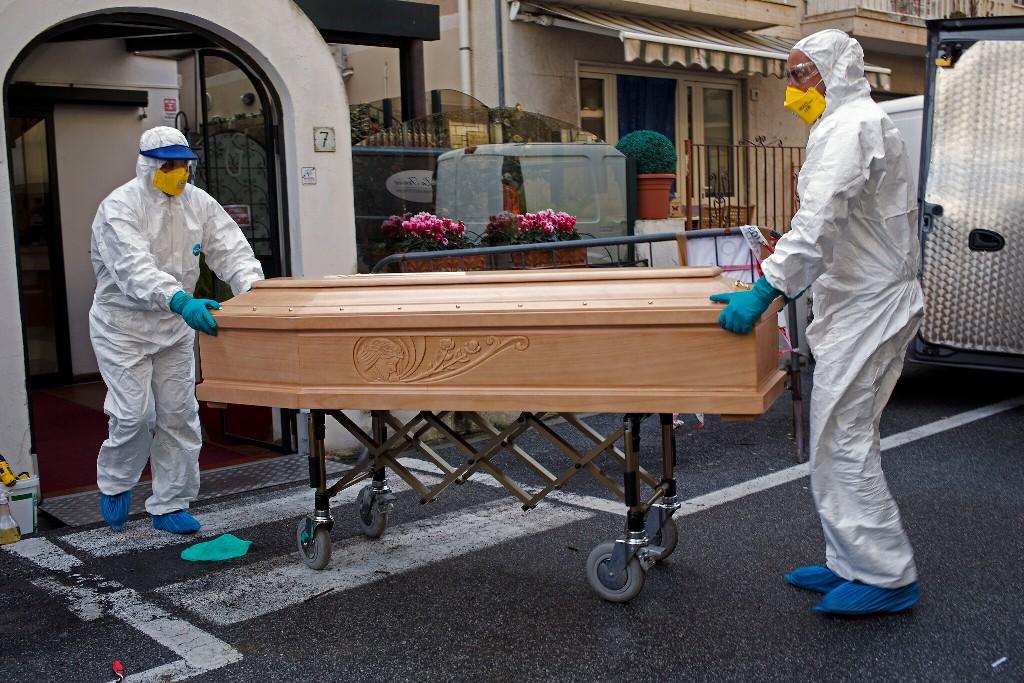 Italia vijon të trondisë  812 vdekje në 24 orë  mbi 3800 raste të reja me koronavirus