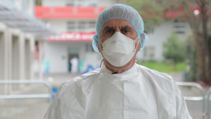 Maska të bëhet e detyrueshme edhe në rrugë   Pipero  Moshat e reja janë më të ekspozuar për t u infektuar