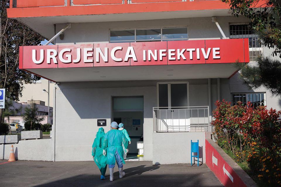 LAJM I FUNDIT/ Ministria e Shëndetësisë: 5 humbje jetë nga Covid dhe 581 të infektuar