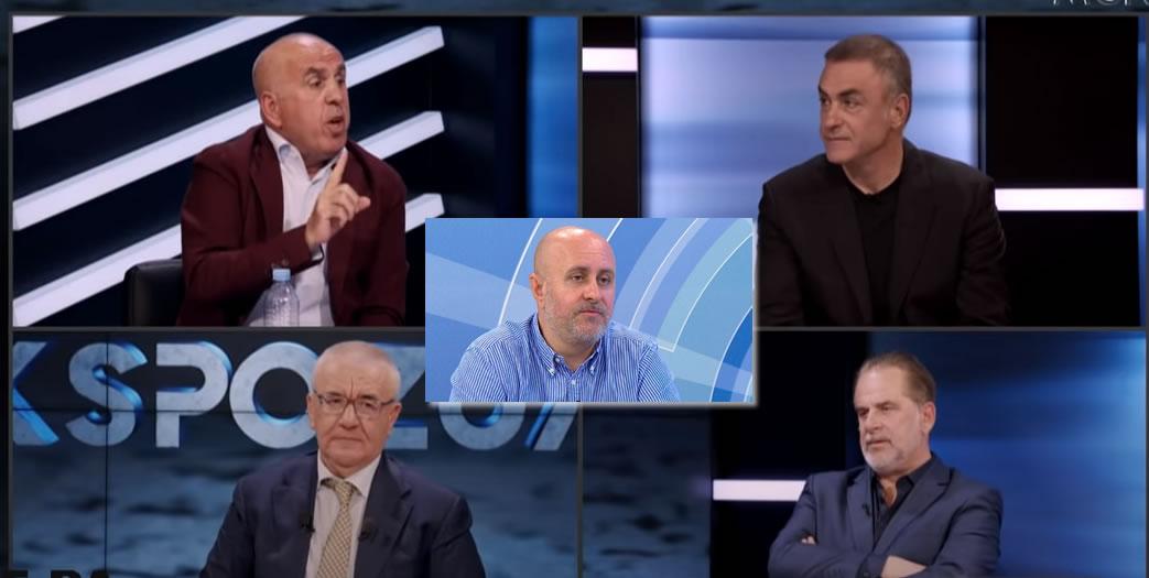 JA VIDEO / Mjeku shqiptar bëhet qesharak në transmetimin televiziv LIVE