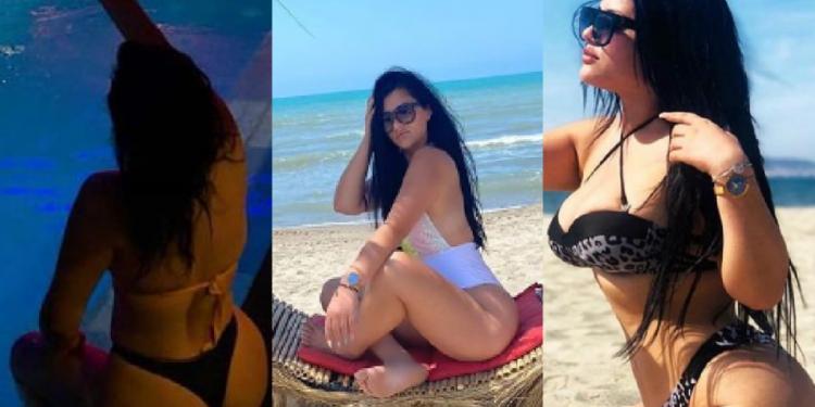 """FOTO: Kjo është kandidatja seksi për deputete e Kujtim Gjuzit, që po """"thyen"""" Instagramin"""