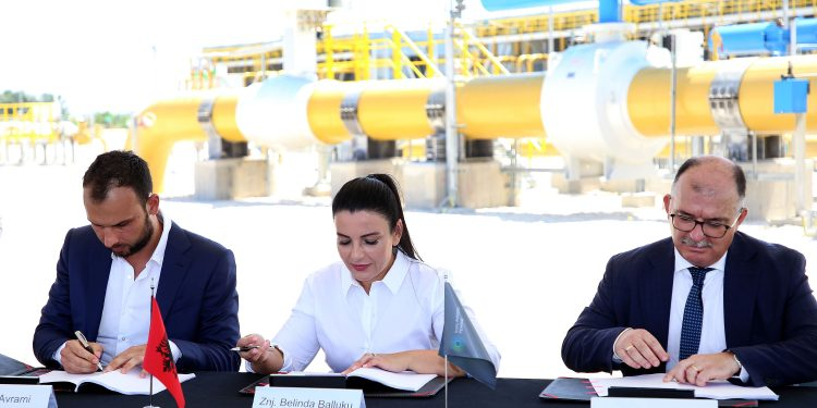 TAP do të ndërtojë pikën e parë të daljes së gazit në Fier