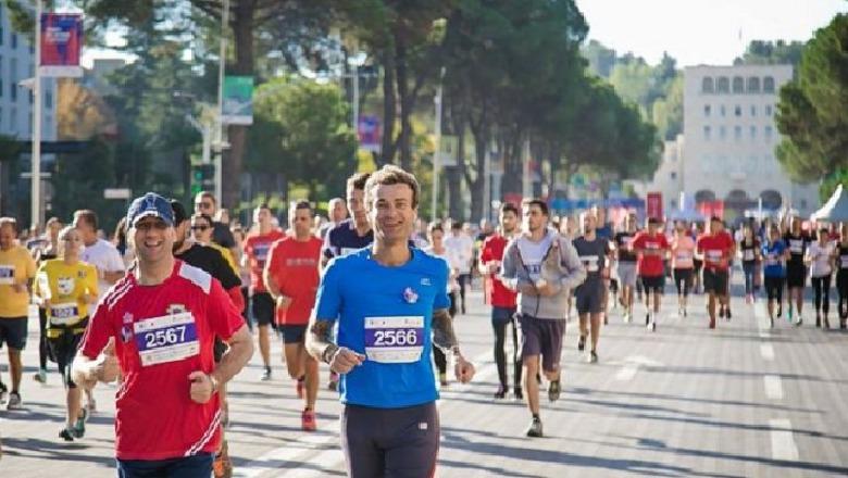 Sot zhvillohet 'Maratona 2021' në Tiranë, ja akset që do jenë të bllokuara deri në orën 17:00